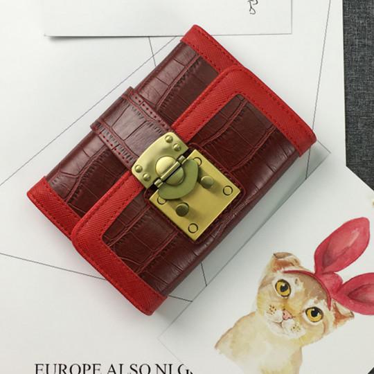 Նորաձեւ դրամապանակ