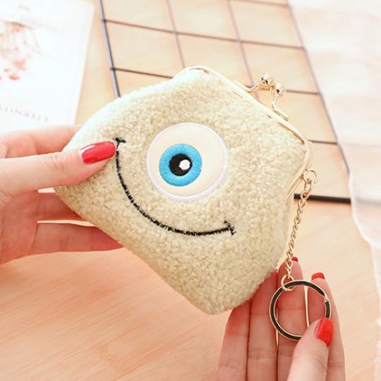 Ծիծաղաշարժ դրամապանակ - աչք