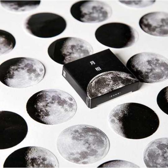 Սթիքեր՝ Լուսին 45 հատ