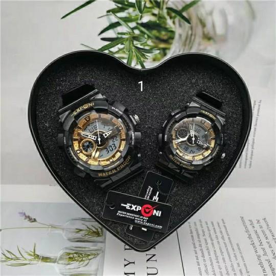 Ժամացույց սիրահարների համար