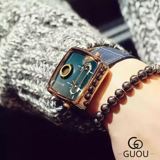 Ժամացույց GUOU